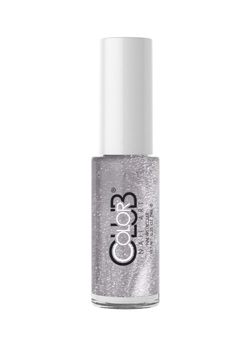 Color Club Nail Art Striper | Solid Silver - Gina Beauté