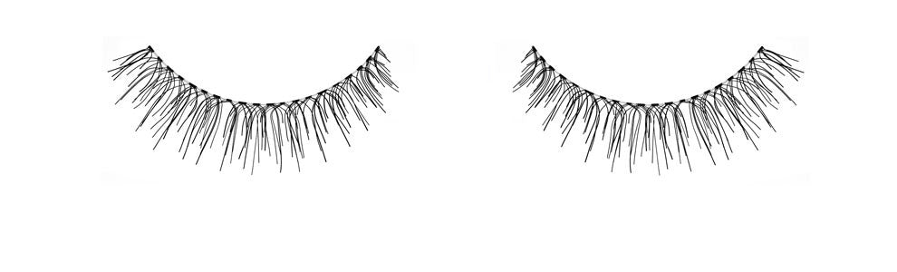 Ardell lashes Natural 110 Black (1 Pair)