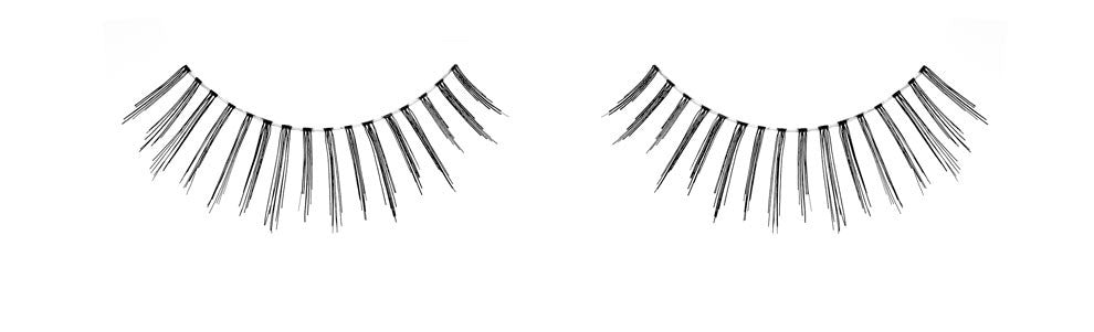 Ardell lashes Natural Scanties Black (1 Pair)