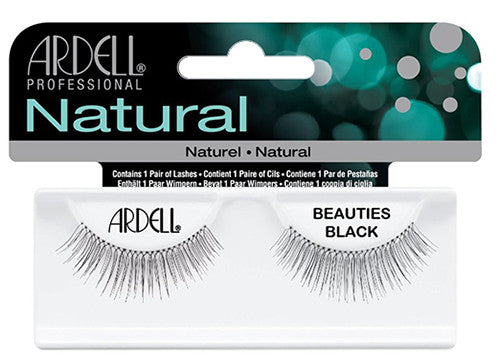 Ardell lashes Natural Beauties Black (1 Pair)