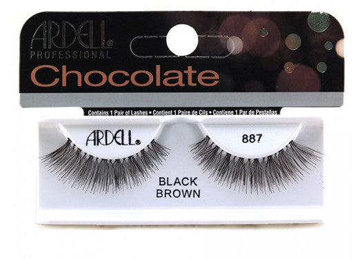 Ardell lashes Chocolate 887 (1 Pair)