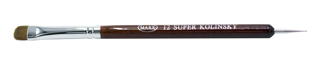 Super Kolinsky French Brush #12