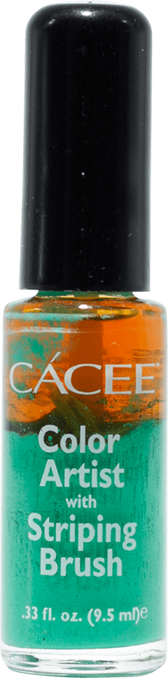Cacee Color Artist Striping Brush 02 - Gina Beauté