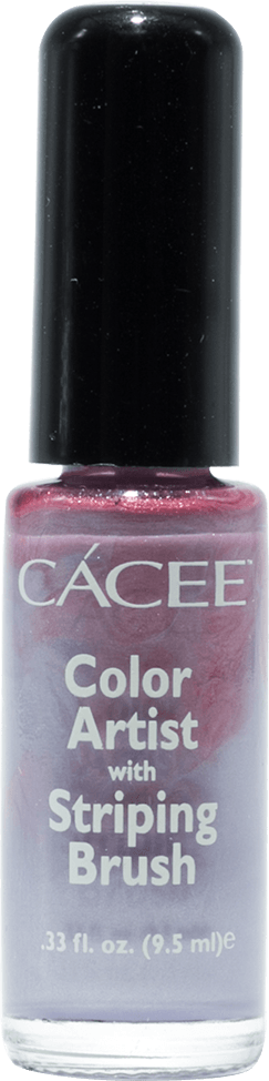 Cacee Color Artist Striping Brush 03 - Gina Beauté
