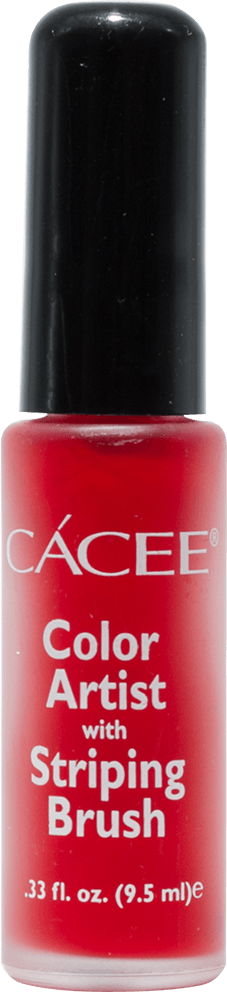 Cacee Color Artist Striping Brush 05 - Gina Beauté