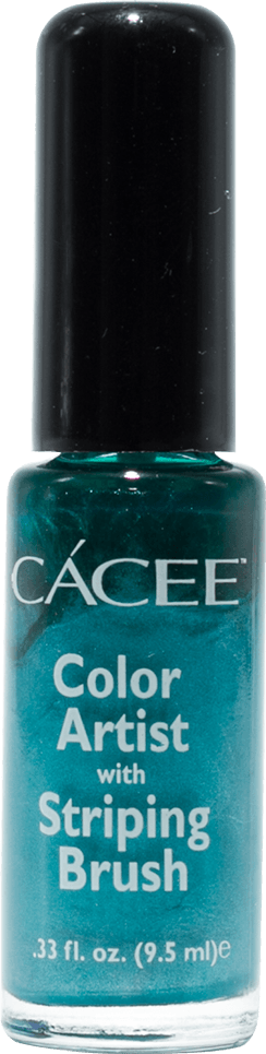 Cacee Color Artist Striping Brush 06 - Gina Beauté