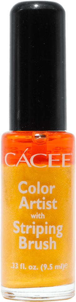 Cacee Color Artist Striping Brush 13 - Gina Beauté