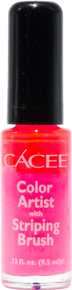 Cacee Color Artist Striping Brush 15 - Gina Beauté
