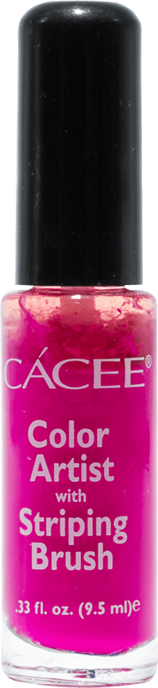Cacee Color Artist Striping Brush 22 - Gina Beauté