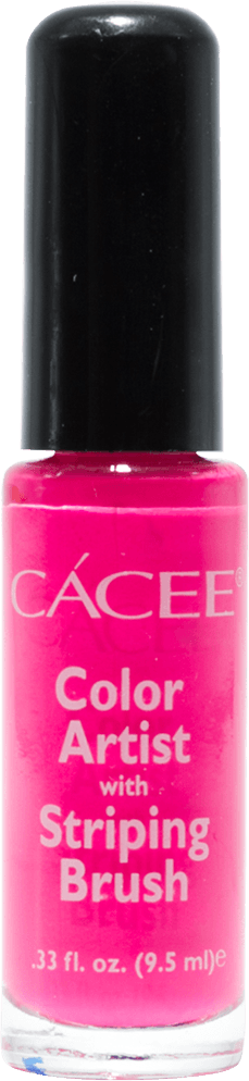 Cacee Color Artist Striping Brush 24 - Gina Beauté