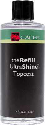 Cacee UltraShine TopCoat Refill - Gina Beauté