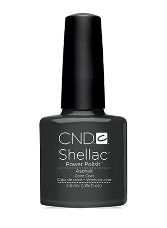 CND Shellac™ Asphalt Color Coat