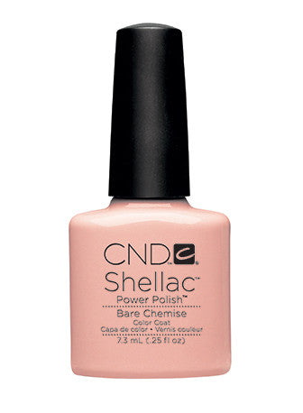 CND Shellac™ Bare Chemise Color Coat