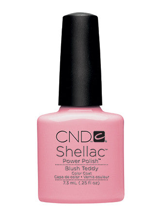CND Shellac™ Blush Teddy Color Coat - Gina Beauté