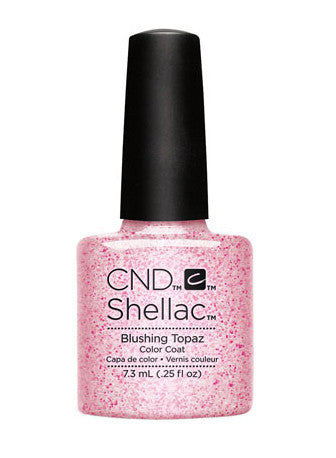 CND Shellac™ Blushing Topaz Color Coat - Gina Beauté