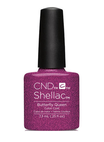 CND Shellac™ Butterfly Queen Color Coat