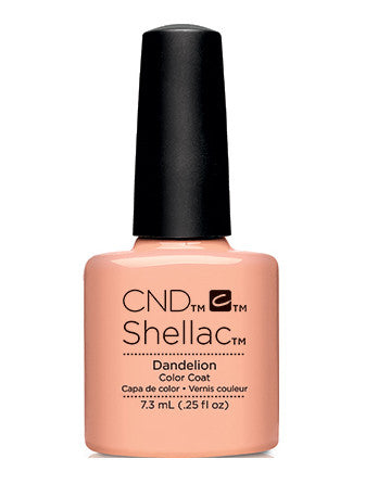 CND Shellac™ Dandelion Color Coat - Gina Beauté