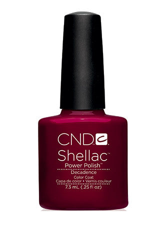 CND Shellac™ Decadence Color Coat