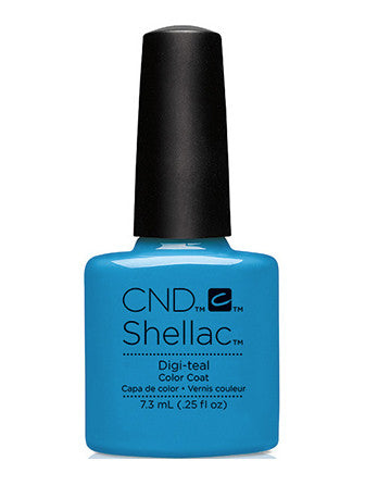CND Shellac™ Digi-teal Color Coat