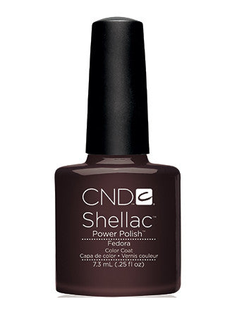 CND Shellac™ Fedora Color Coat