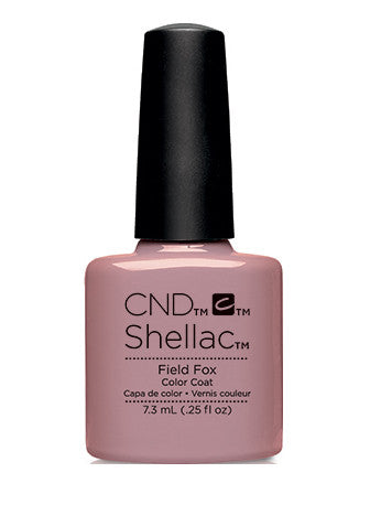 CND Shellac™ Field Fox Color Coat - Gina Beauté
