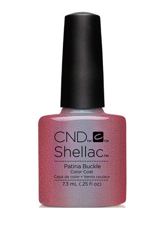 CND Shellac™ Patina Buckle Color Coat