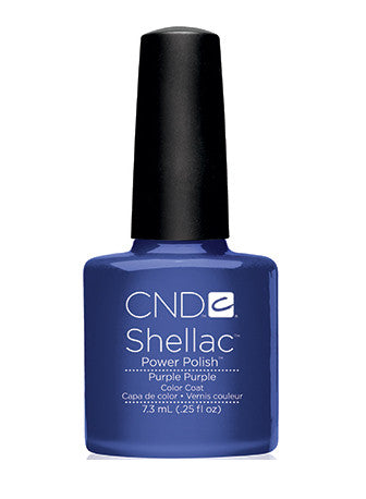 CND Shellac™ Purple Purple Color Coat - Gina Beauté