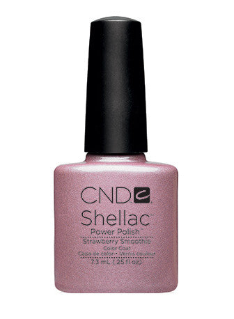 CND Shellac™ Strawberry Smoothie Color Coat - Gina Beauté