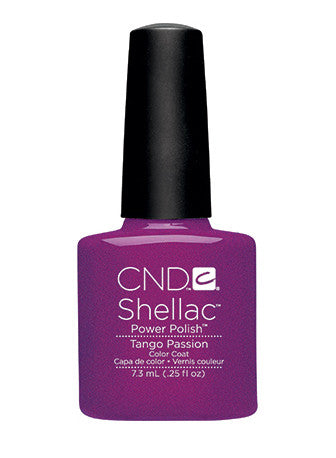 CND Shellac™ Tango Passion Color Coat - Gina Beauté