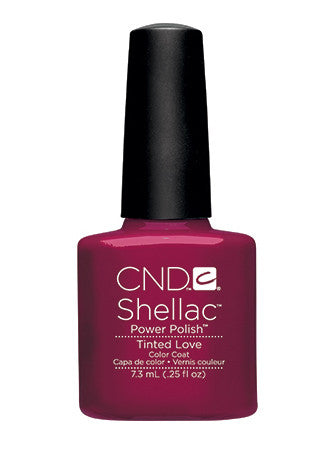 CND Shellac™ Tinted Love Color Coat - Gina Beauté