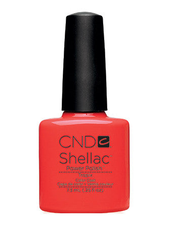 CND Shellac™ Tropix Color Coat - Gina Beauté