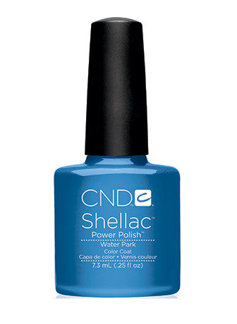 CND Shellac™ Water Park Color Coat