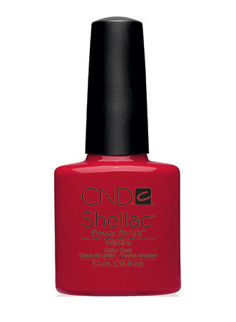 CND Shellac™ Wildfire Color Coat - Gina Beauté