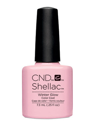 CND Shellac™ Winter Glow Color Coat