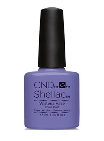 CND Shellac™ Wisteria Haze Color Coat - Gina Beauté