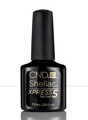 CND Shellac™ Xpress5 Top Coat - Gina Beauté