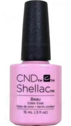 CND Shellac™ Beau Color Coat (15ml) - Gina Beauté