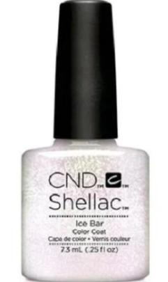 CND Shellac™ Ice Bar Color Coat - Gina Beauté