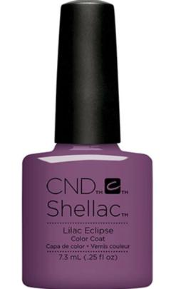 CND Shellac™ Lilac Eclipse Color Coat - Gina Beauté