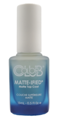 Color Club Matte-IField Matte Top Coat
