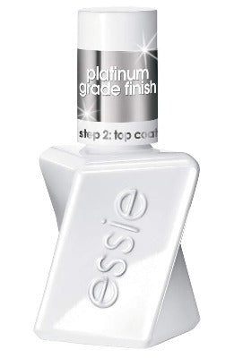 Essie Couture Platinum Top Coat - Gina Beauté