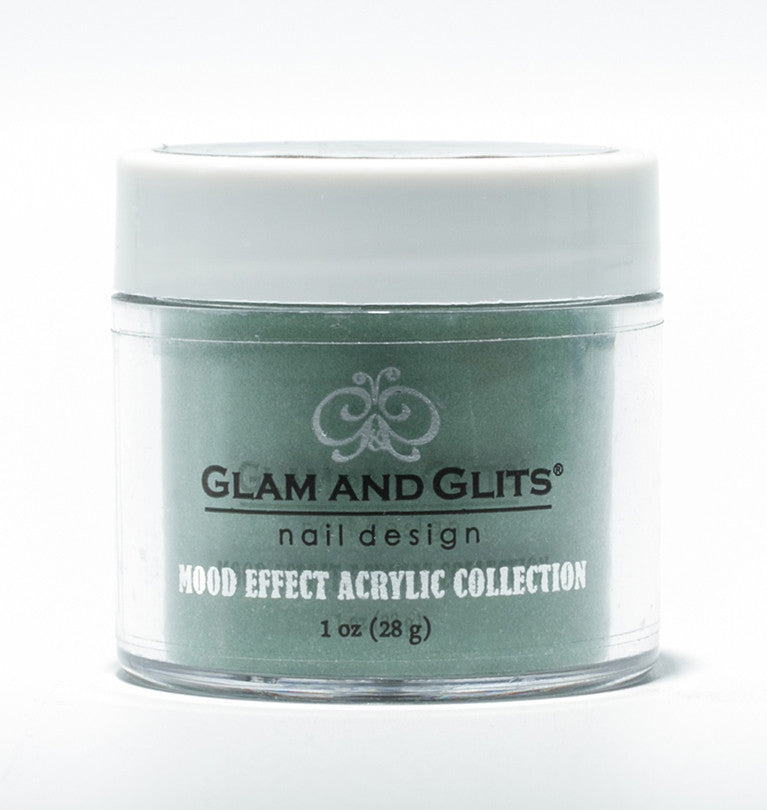 Glam And Glits Nail Design Mood Effect Acrylic Aftermath - Gina Beauté