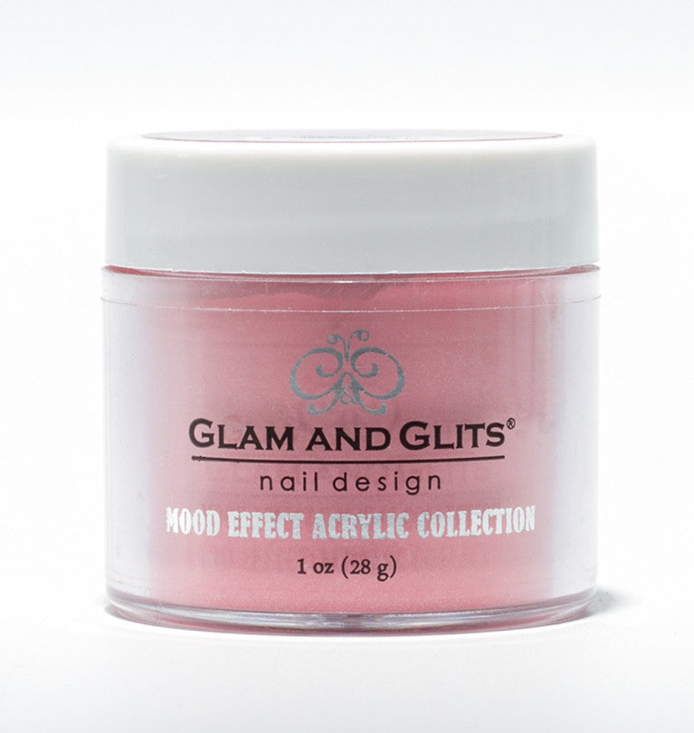 Glam And Glits Nail Design Mood Effect Acrylic Ladylike - Gina Beauté