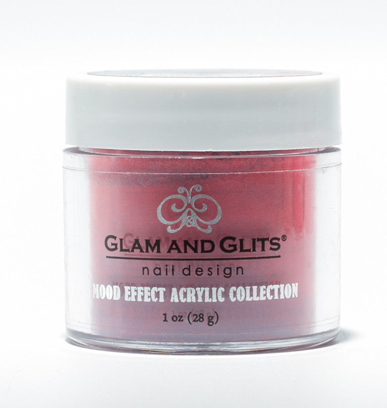 Glam And Glits Nail Design Mood Effect Acrylic Sinfully Good - Gina Beauté