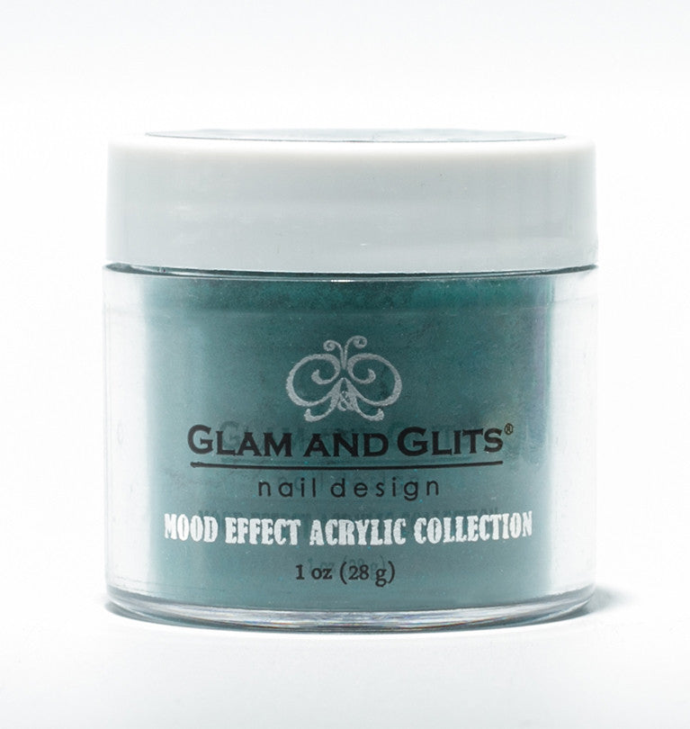 Glam And Glits Nail Design Mood Effect Acrylic Wickedly Enchanting - Gina Beauté