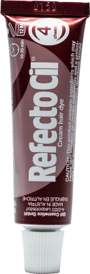 GW Cosmetics Refectocil 4 Chestnut - Gina Beauté