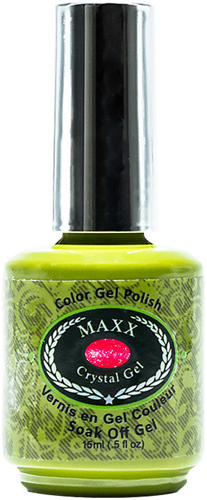 Maxx Crystal Gel Color Polish 001