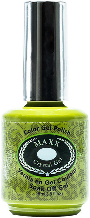 Maxx Crystal Gel Color Polish 003