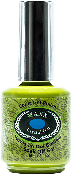 Maxx Crystal Gel Color Polish 006