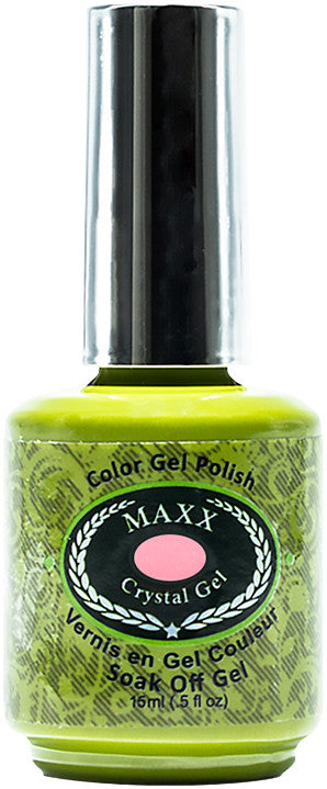 Maxx Crystal Gel Color Polish 008